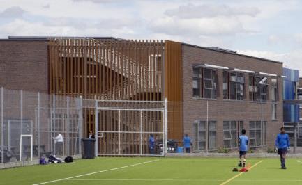 Woodside Academy Block Z